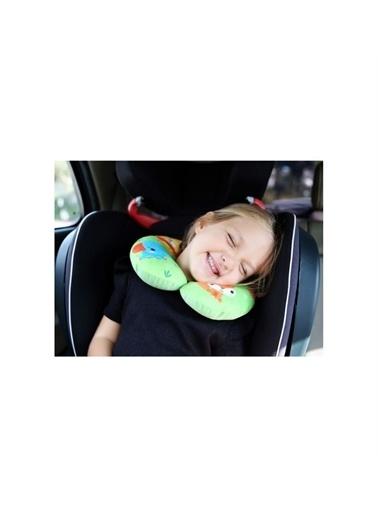 Fisher Price Fisher-Price Orman Mini Boyun Yastığı Renkli